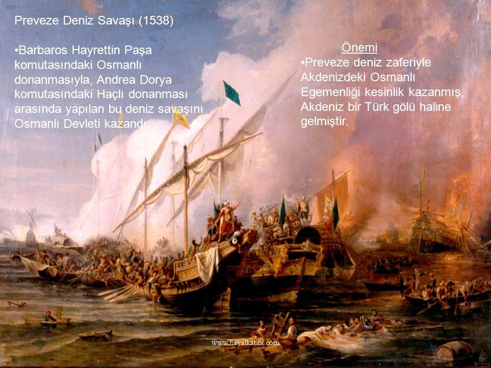 Preveze Deniz Savaşı (1538)