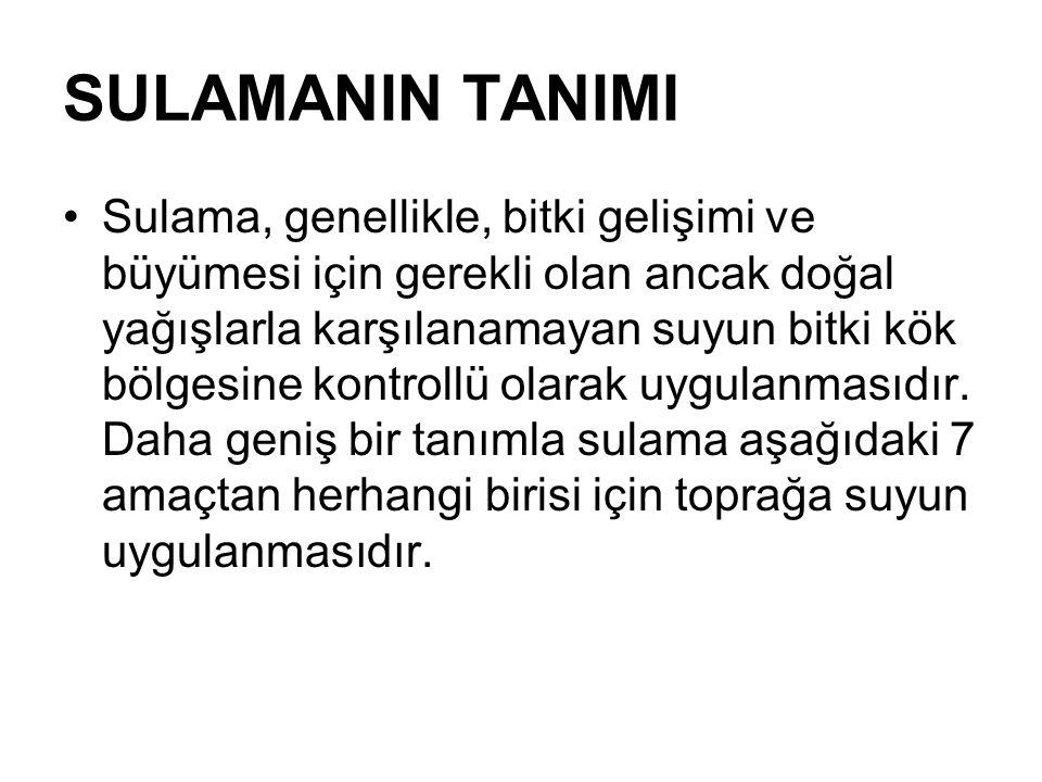 SULAMANIN TANIMI