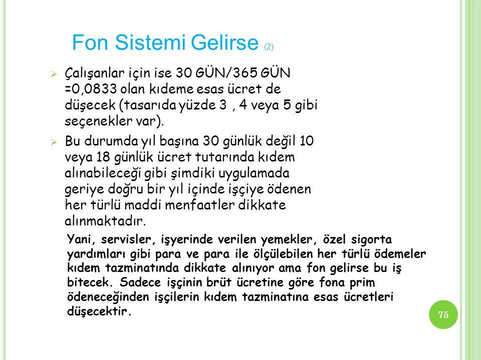 Fon Sistemi Gelirse (2)