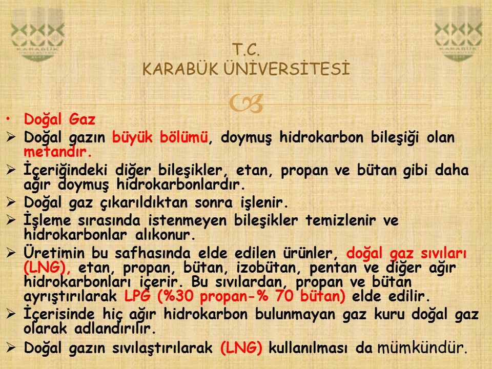 T.C. KARABÜK ÜNİVERSİTESİ