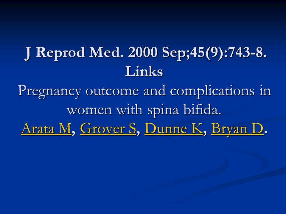 J Reprod Med. 2000 Sep;45(9):743-8.
