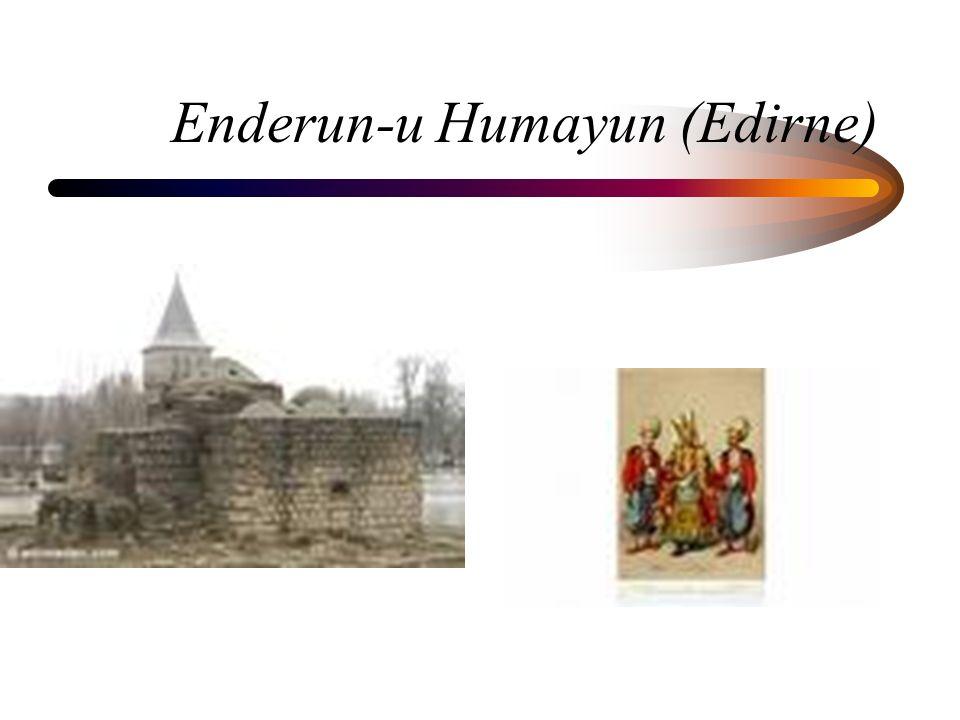 Enderun-u Humayun (Edirne)