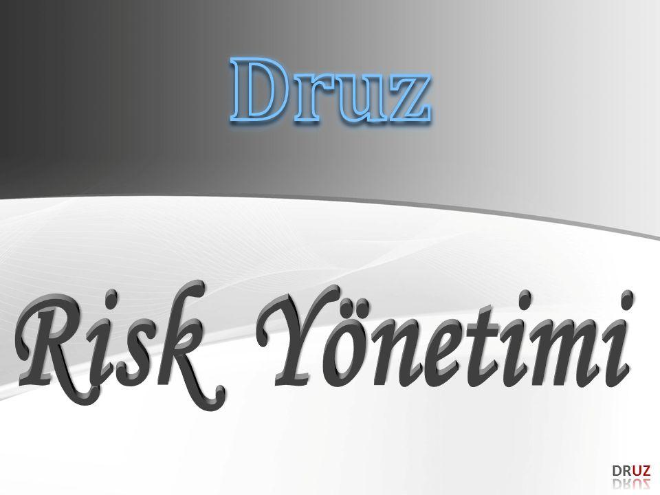 Druz Risk Yönetimi DRUZ
