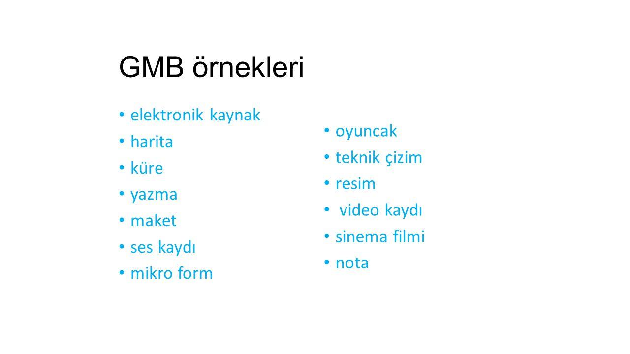 GMB örnekleri elektronik kaynak oyuncak harita teknik çizim küre