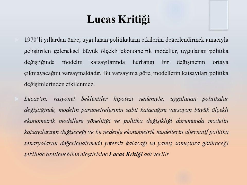 Lucas Kritiği