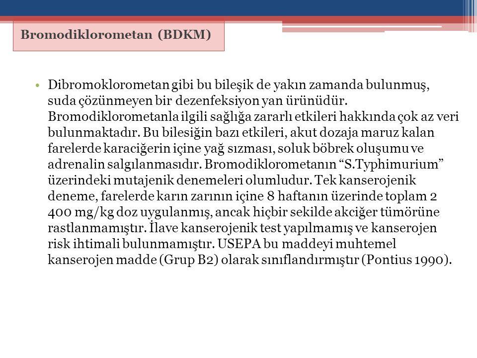 Bromodiklorometan (BDKM)