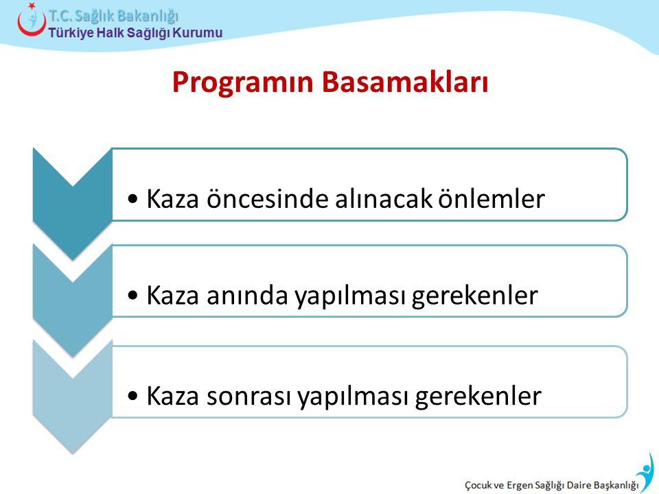 Programın Basamakları