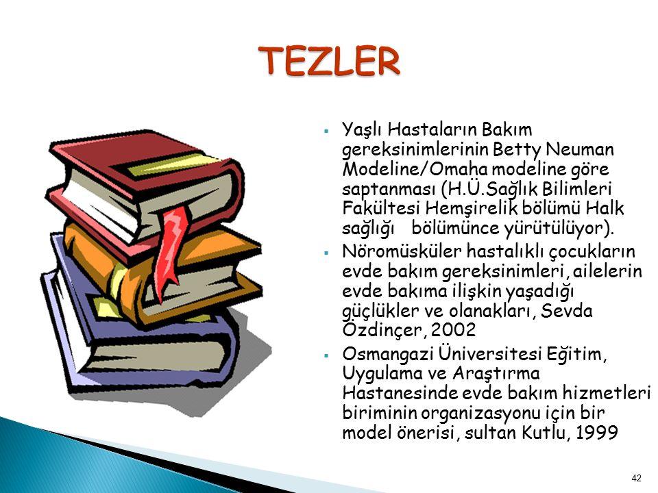 TEZLER