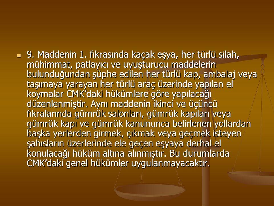 9. Maddenin 1.