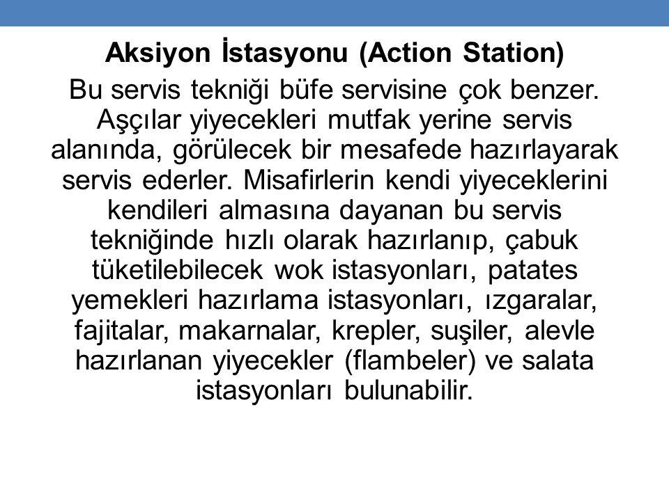 Aksiyon İstasyonu (Action Station)