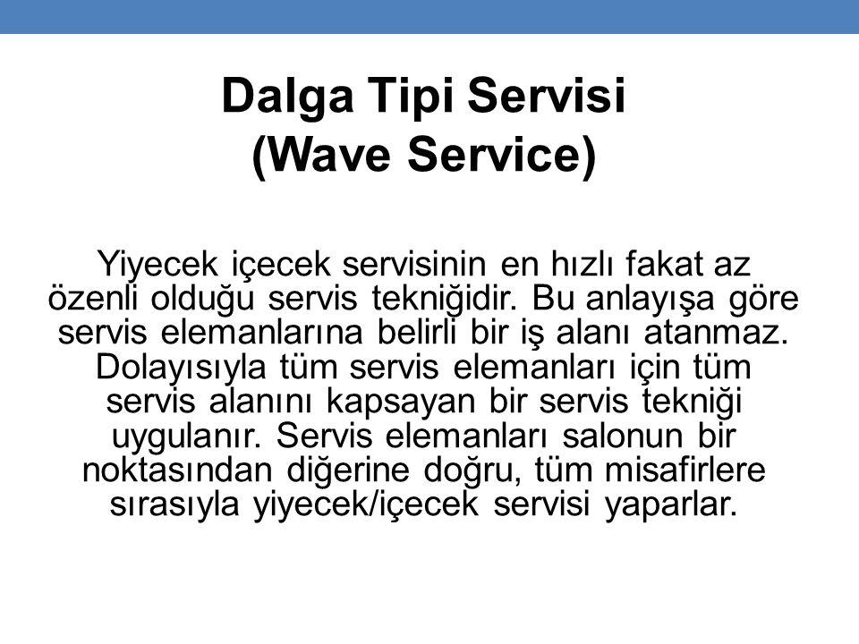 Dalga Tipi Servisi (Wave Service)