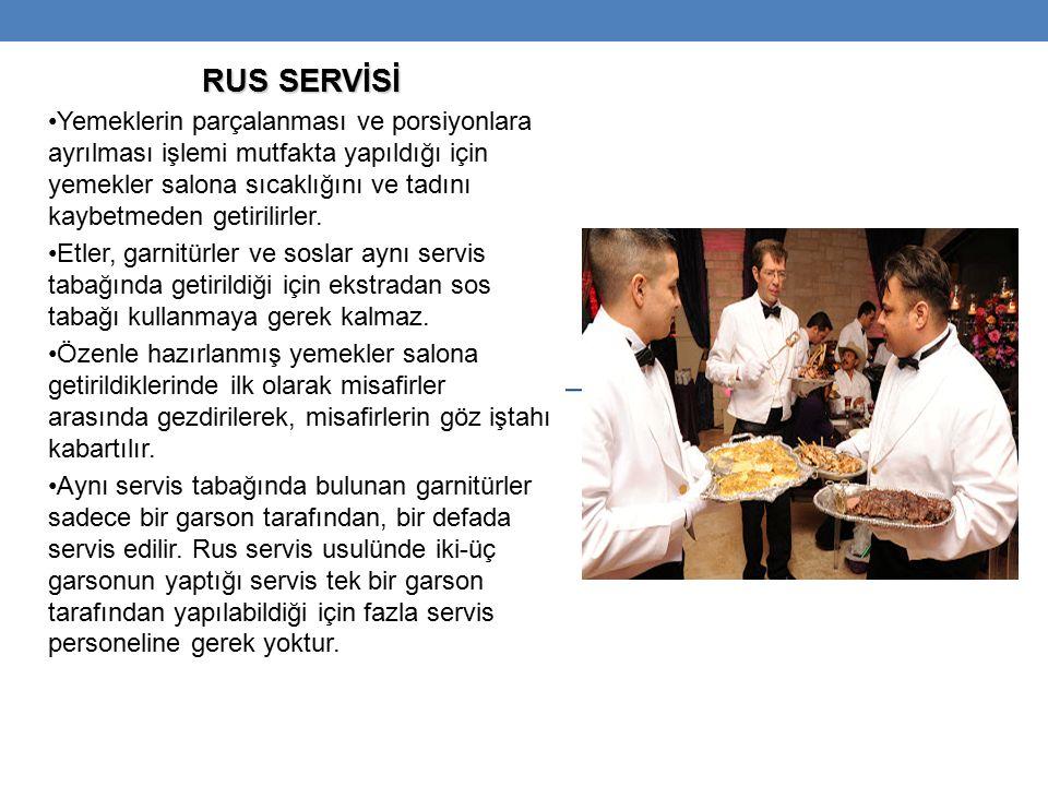RUS SERVİSİ