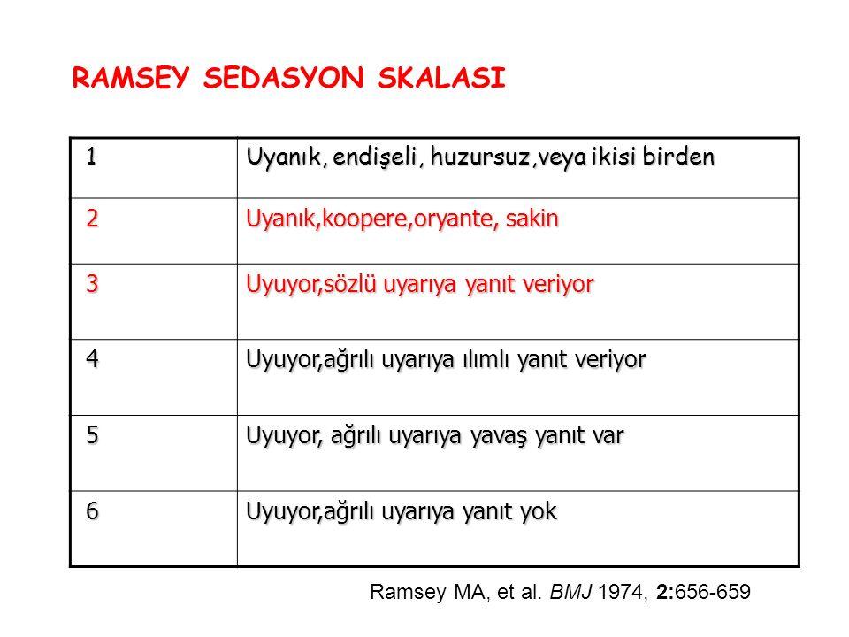 RAMSEY SEDASYON SKALASI