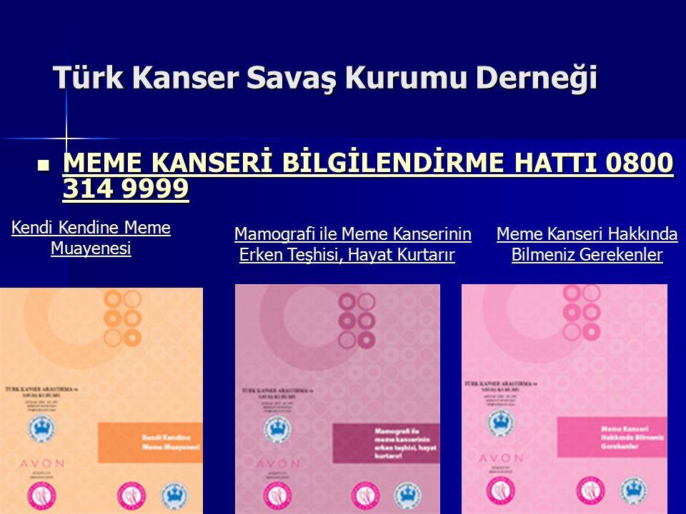 Türk Kanser Savaş Kurumu Derneği