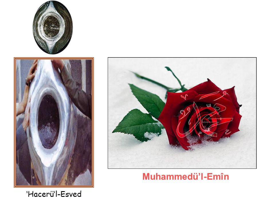 Muhammedü'l-Emîn 'Hacerü'l-Esved