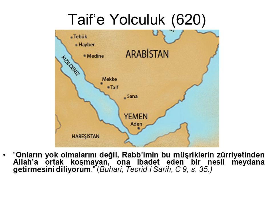 Taif'e Yolculuk (620)
