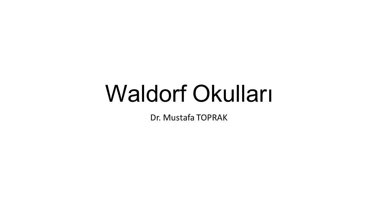 Waldorf Okulları Dr. Mustafa TOPRAK