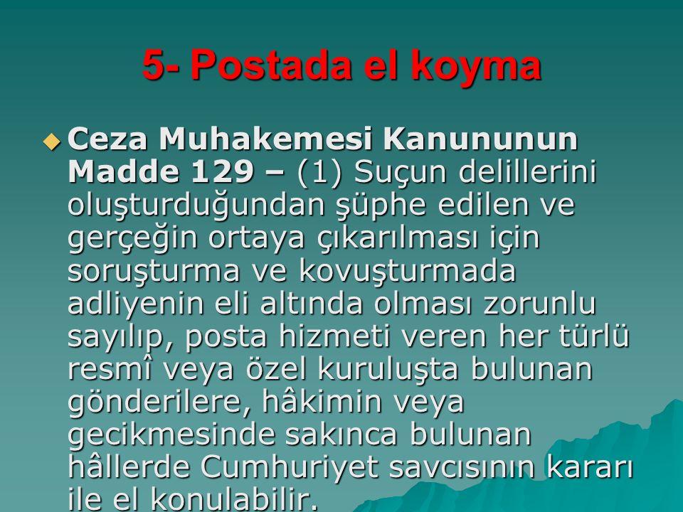 5- Postada el koyma