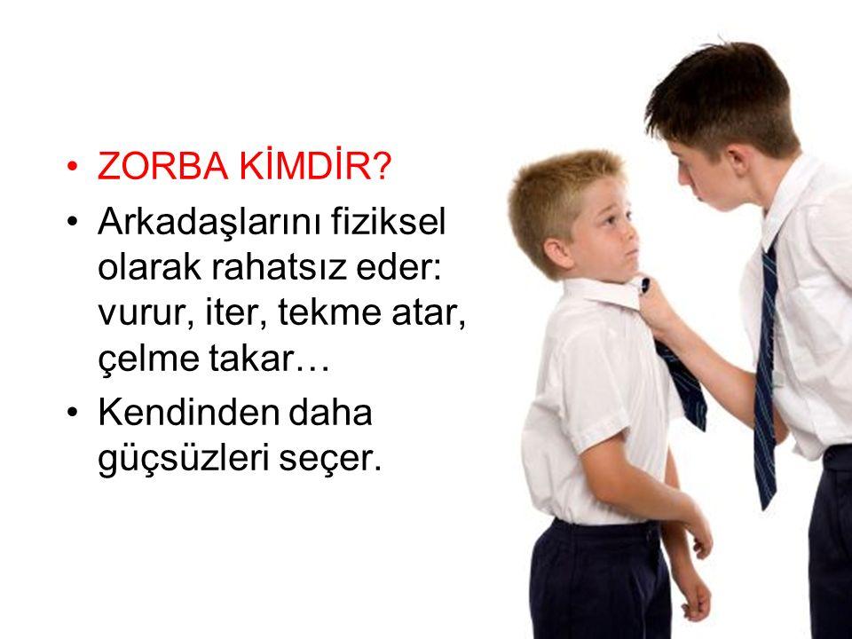 ZORBA KİMDİR.