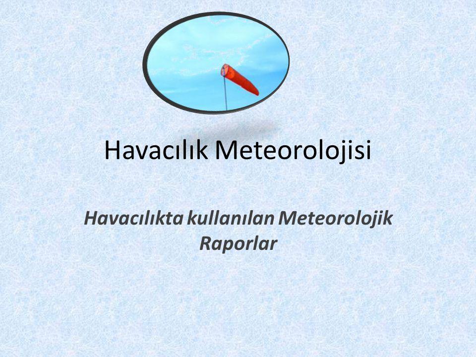 Havacılık Meteorolojisi