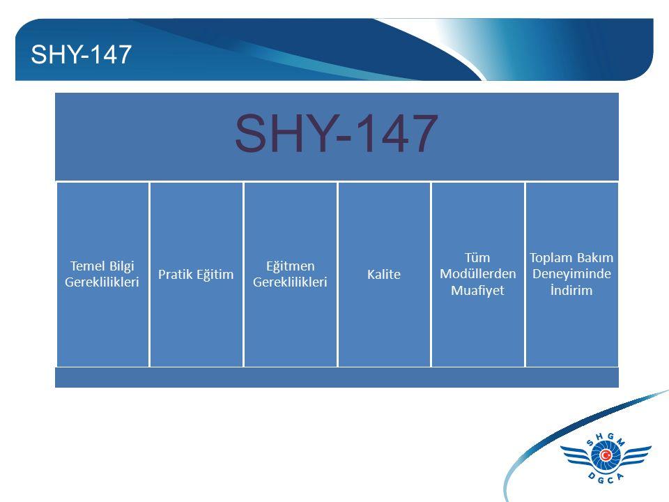 SHY-147 SHY-147 Temel Bilgi Gereklilikleri Pratik Eğitim