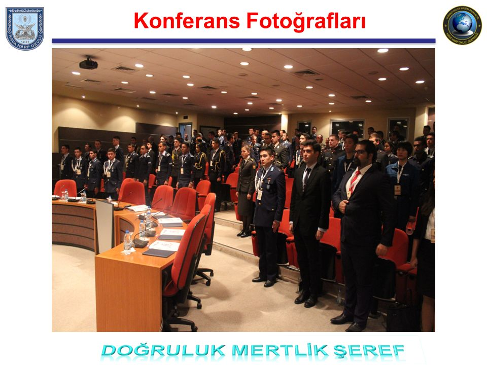 Konferans Fotoğrafları