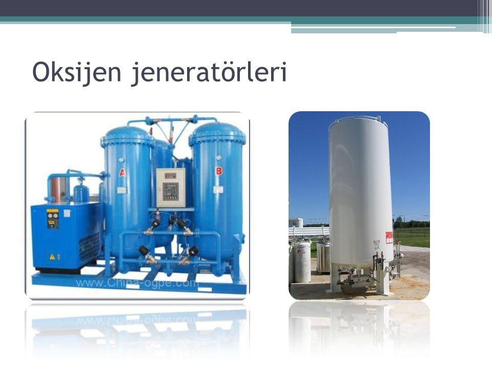 Oksijen jeneratörleri