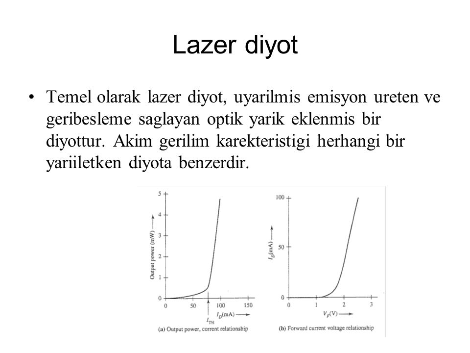 Lazer diyot