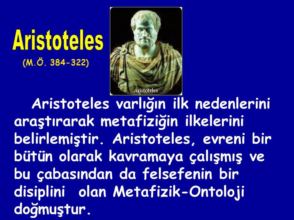 Aristoteles (M.Ö. 384-322)