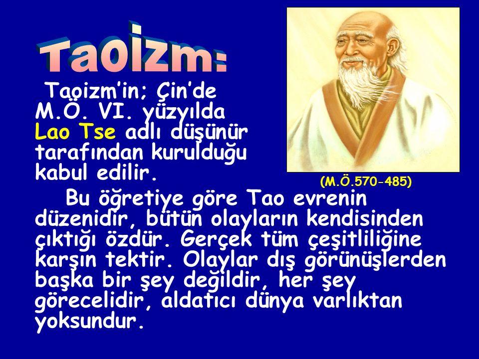 Taoizm: