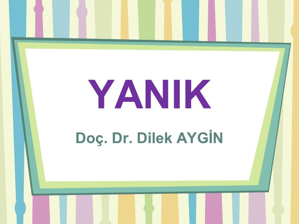 YANIK Doç. Dr. Dilek AYGİN
