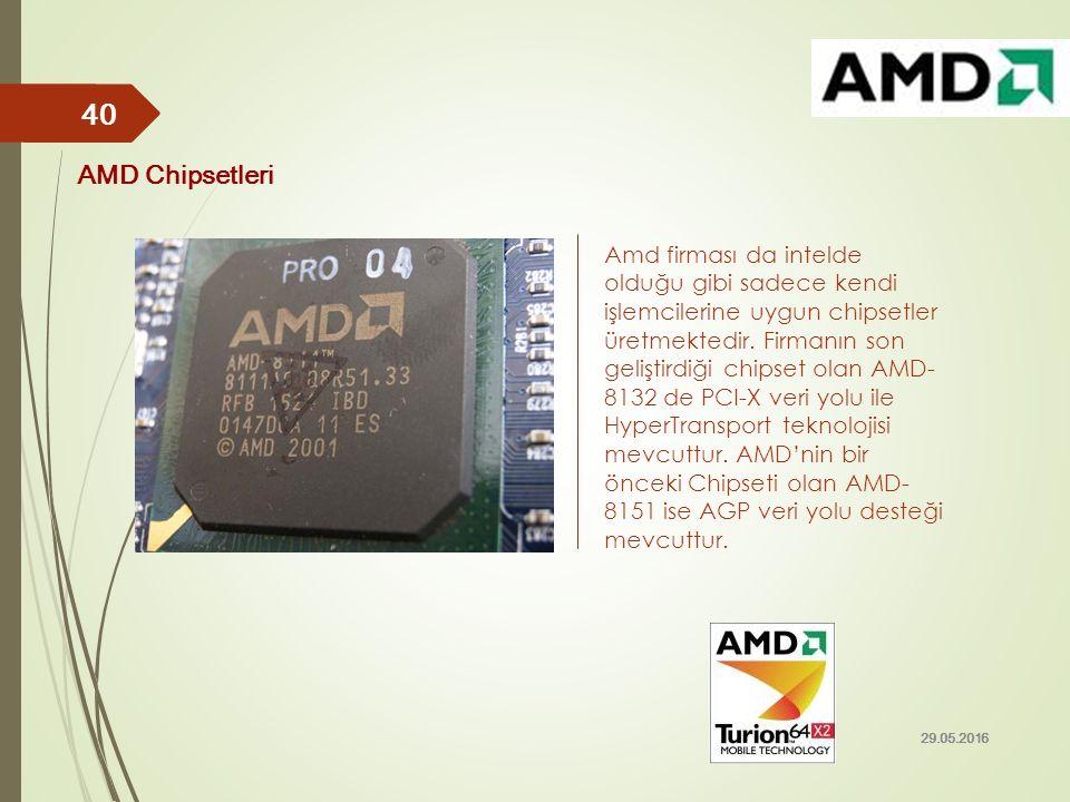 AMD Chipsetleri
