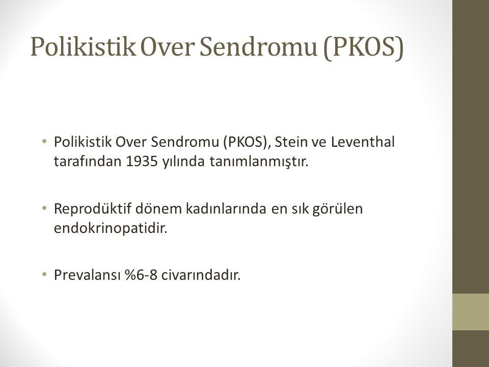 Polikistik Over Sendromu (PKOS)