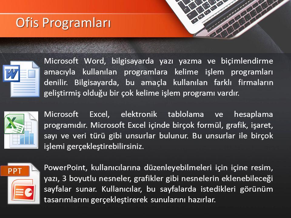 Ofis Programları