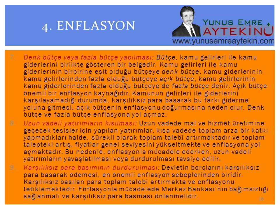 4. ENFLASYON