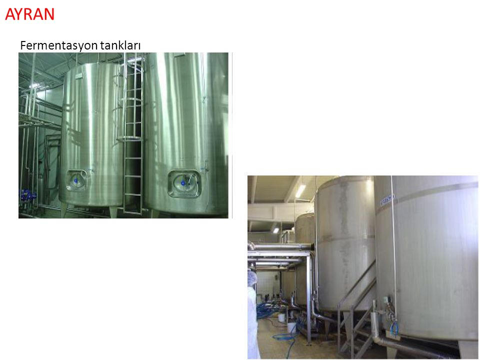 Fermentasyon tankları