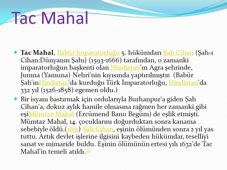 Tac Mahal
