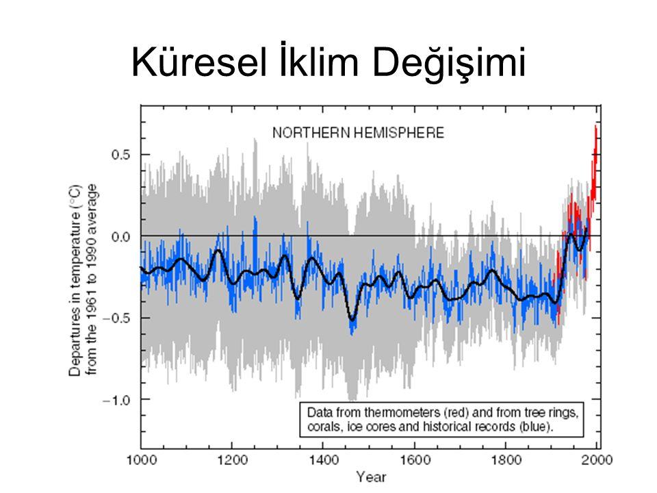 Küresel İklim Değişimi