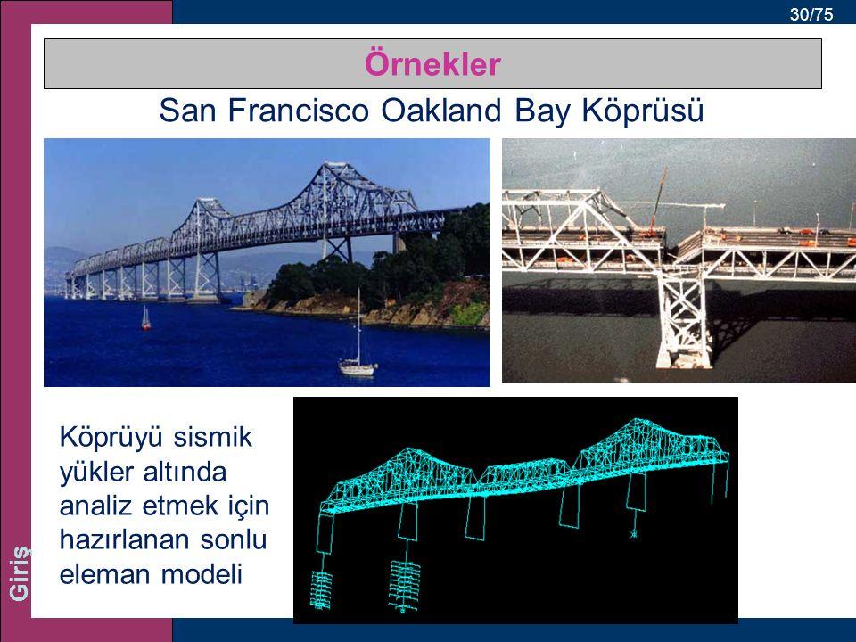 San Francisco Oakland Bay Köprüsü