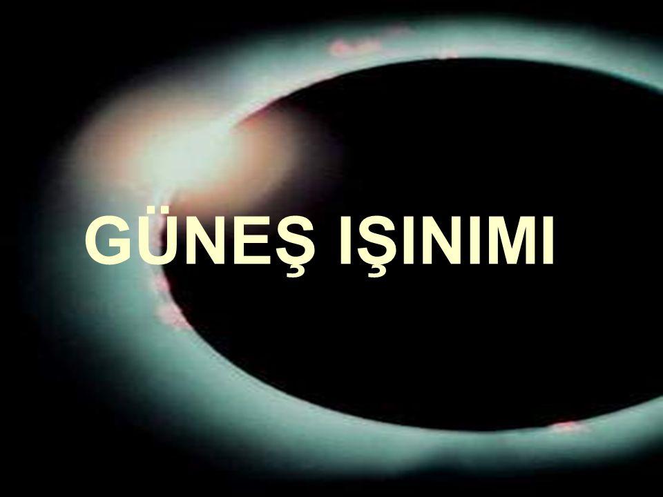 GÜNEŞ IŞINIMI www.slaytyerim.com