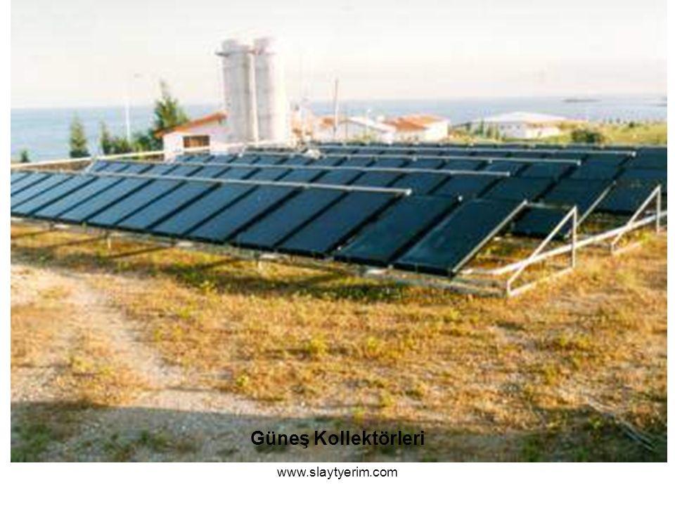 Güneş Kollektörleri www.slaytyerim.com