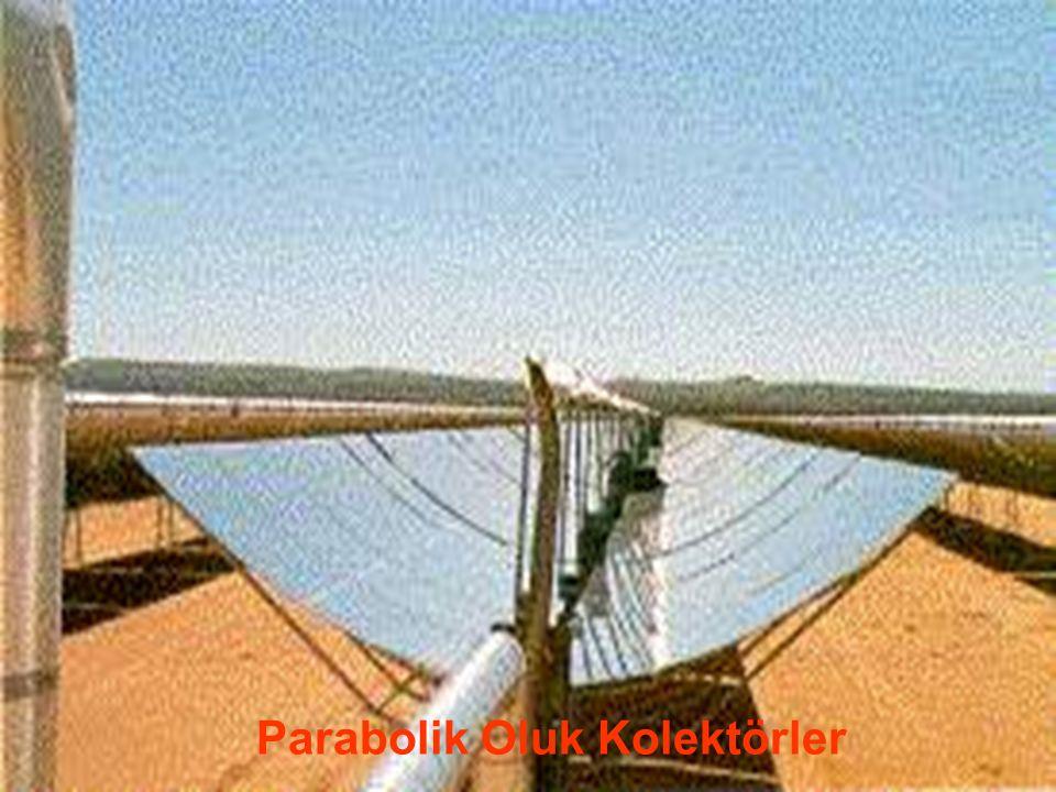 Parabolik Oluk Kolektörler