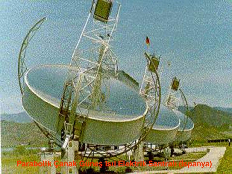 Parabolik Çanak Güneş Isıl Elektrik Santralı (İspanya)