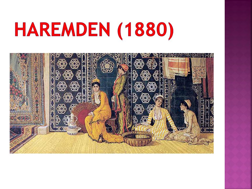 HAREMDEN (1880)