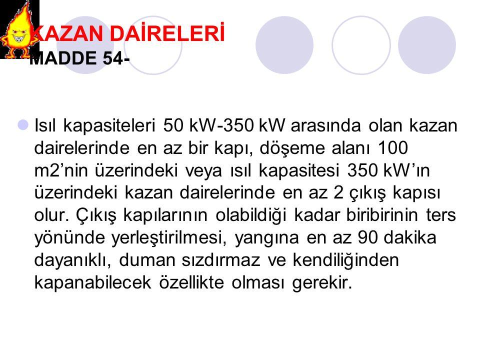 KAZAN DAİRELERİ MADDE 54-