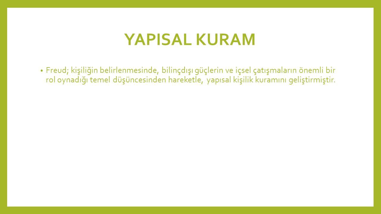 YAPISAL KURAM