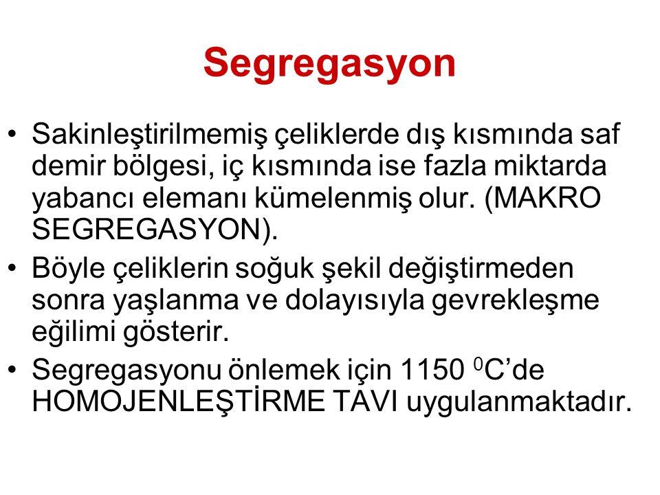 Segregasyon