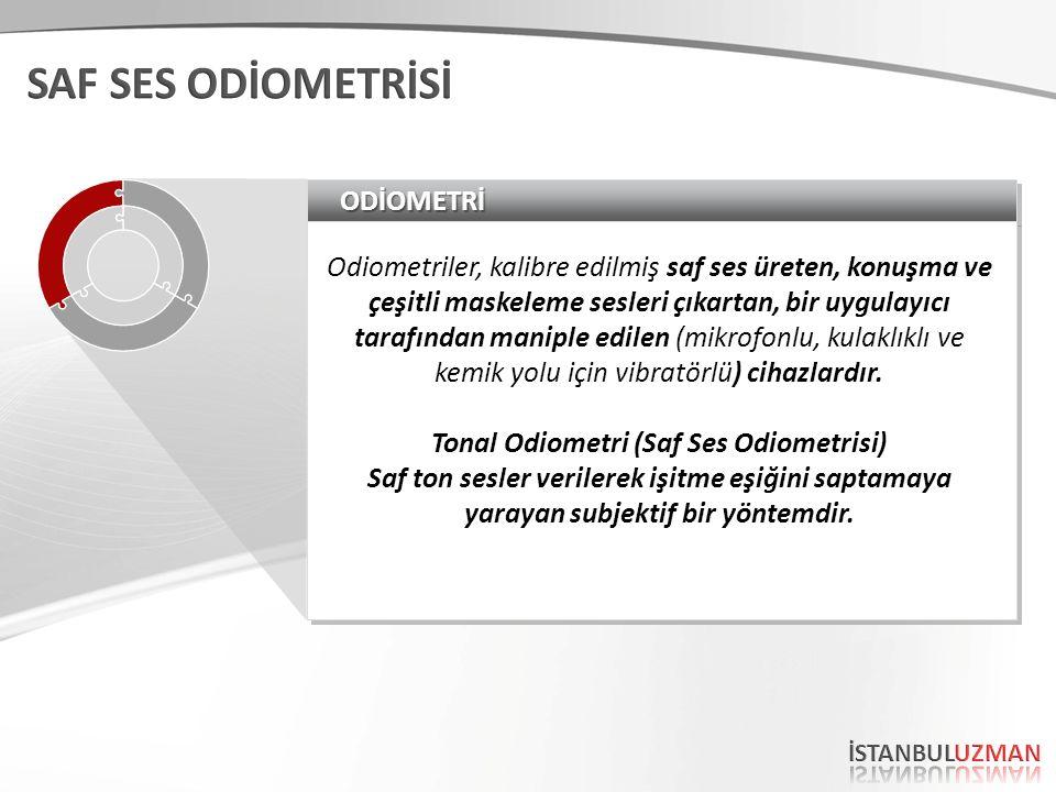 Tonal Odiometri (Saf Ses Odiometrisi)