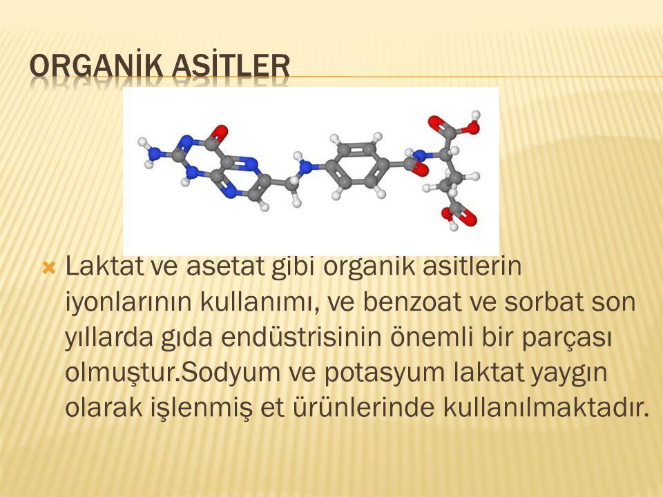 organİK asİTLER