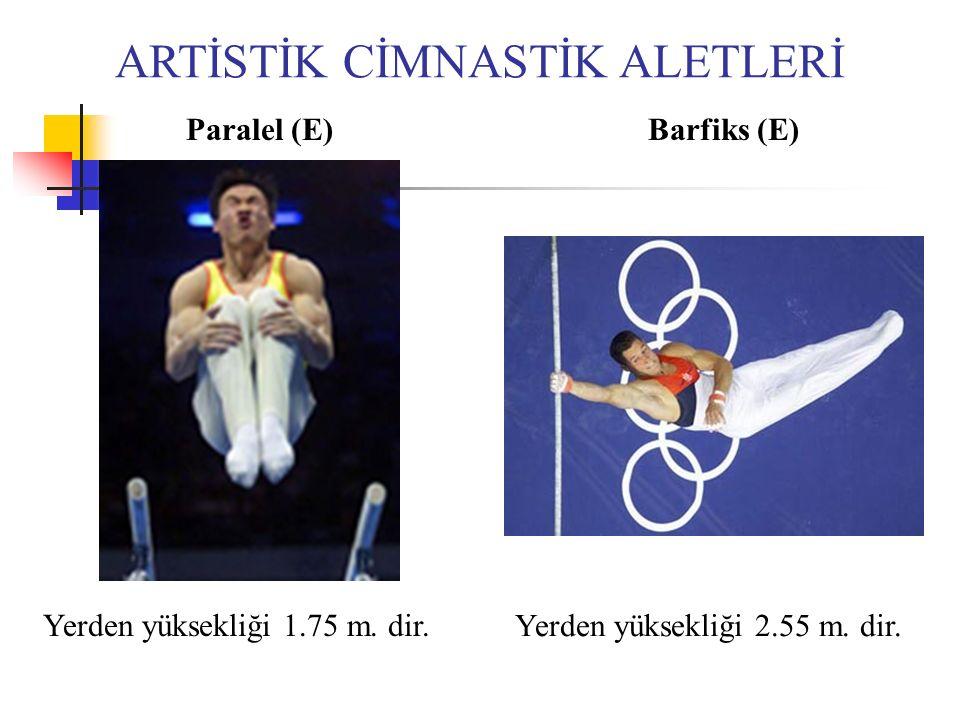 ARTİSTİK CİMNASTİK ALETLERİ